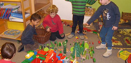 kindergarten am hirschhof. Black Bedroom Furniture Sets. Home Design Ideas